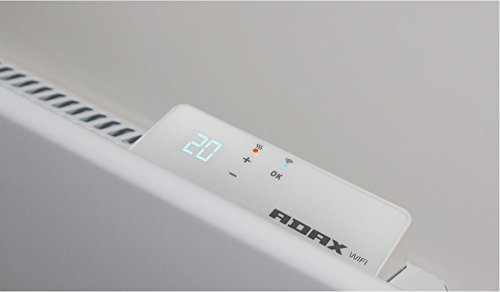 31kFtQfO7PL - Adax Neo Wifi Electric Wall Heater With Timer, Home Automation, Splash Proof. Buy Modern Designer Flat Panel Convector Radiators at Amazon