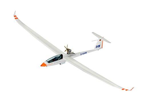 Preisvergleich Produktbild Revell Revell03961 Segelflugzeug Duo Diskus und Motor Modell Kit