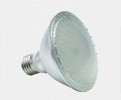 ampe, Strahler, Fassung E27, Lichtfarbe warmweiß 2700 Kelvin, 120° Ausstrahlwinkel, 1050 Lumen entspricht ca. 100 Watt Glühlampe. Schutzklasse IP44 für Innen und Außen ()