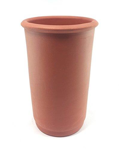Weinkühler aus Terracotta