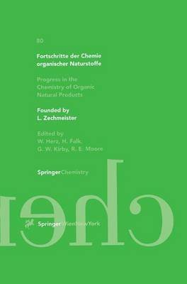 [(Fortschritte Der Chemie Organischer Naturstoffe / Progress in the Chemistry of Organic Natural Products)] [Contributions by C. W. J. Chang ] published on (September, 2012)