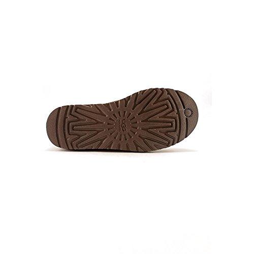 Ugg Australia Classic Tall, Unisex - Kinder Stiefel Schokolade