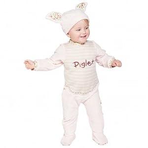Amscan Dress Up- Disfraz, Color Non-Solid Colour, 6-12 Meses (DCPIGVRP06)