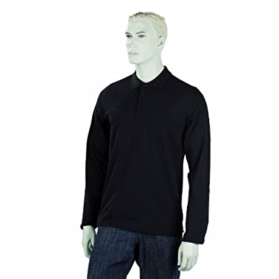 H-Polo Longsleeve Corporate Collection - black von INTERSPORT auf Outdoor Shop
