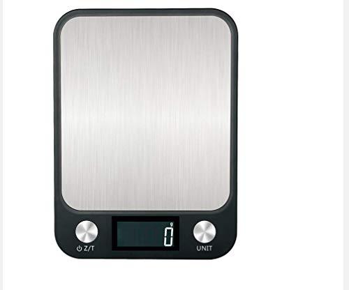 Chunqing LCD Monitor 10Kg / 1G Multifunktions Digital Food Küchenwaage Edelstahl Wiegen Lebensmittelwaage Kochen Werkzeuge Balance