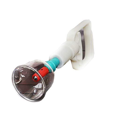 WZP Schröpfgläser Set Body Silicone Vacuum Massage Kit, Saugmassagegerät, behandelt Dehnungsstreifen, Muskel- und Gelenkschmerzen, erstaunliches Detox-System - Detox-spa-system