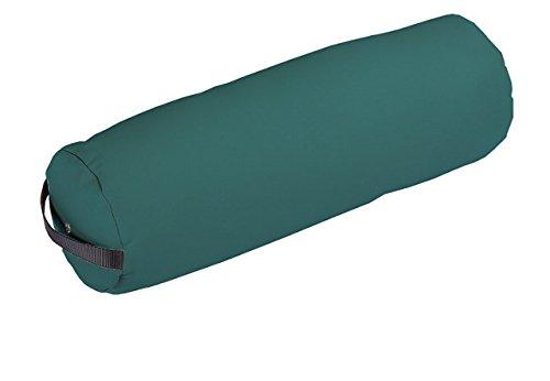 EARTHLITE Knierolle FLUFFY - Massagekissen/Nackenrolle/Nackenkissen für Massageliegen & Rückenschmerzen (weiches Innenmaterial) (Earthlite Nackenrolle Massage)