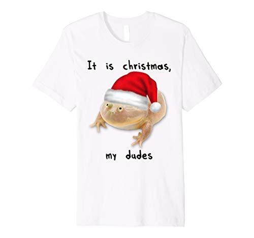 64a44526e Christmas dank meme t-shirts the best Amazon price in SaveMoney.es