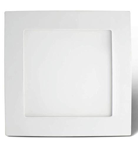 Dalle LED carré 6W - Syme KOSILUM - IP20 - Classe énergétique : A - 220/230V 50/60Hz - - - Blanc - Descriptif technique du luminaire :Culot de l'ampoule :LED intégrée | Nombre d'ampoules : LED Integrée | Indice de protection : IP20 | Puissance : | Tension : 220/230V 50/60Hz | Poids du luminaire : 0,10kg | Poids du colis : 0,31 kg - KOSILUM