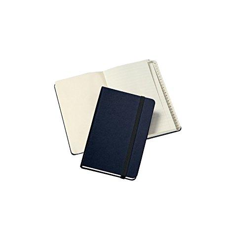 Rubrica telefonica tascabile 9x14 copertina rigida blu