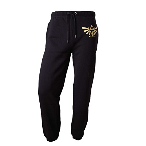 Pantalon de Jogging 'Legend of Zelda' - Triforce Logo - Taille L