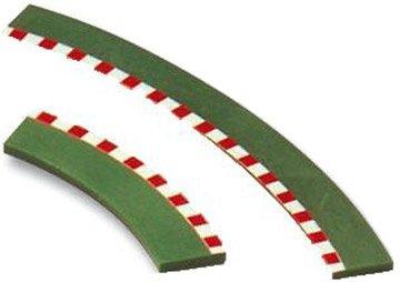 Scalextric Original - Pistas Accesorios - Bordes curva