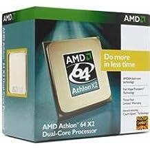 AMD Athlon 64X2 Dual-Core 4200 2.2GHz 1MB L2 Caja - Procesador (AMD Athlon X2, 2,2 GHz, Socket AM2, 90 nm, 1000 MHz, 1 MB)