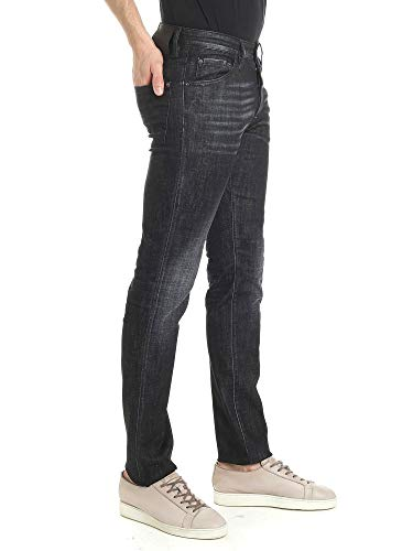 dsquared cool guy Dsquared² Herren Jeans Slim Leg S74LB0400 Cool Guy Black Washed Out Slim Fit, Farbe: Schwarz, Größe: 52