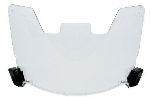 clear-view-protective-football-helmet-visor-eye-shield-molded-eyeshield-fitsmost