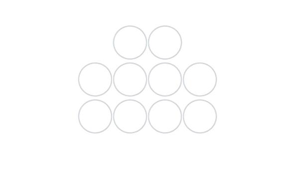 X Autohaux 10st Silikon O Ring Dichtungsscheibe Für Auto 75mm X 3 5mm Weiß Auto