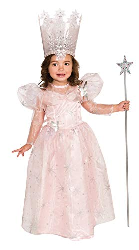 Of Glinda Wizard Oz Kostüm - The Wizard Of Oz Deluxe Glinda Costume Child Toddler Toddler 2-4