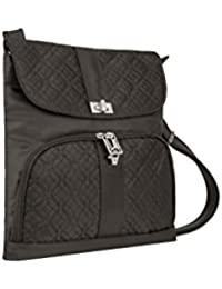 Travelon Anti-Theft Flap Front Shoulder Bag