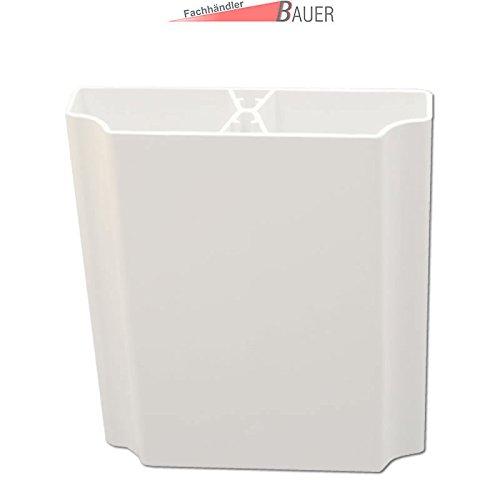 bauer-114253-bauer-kunststoff-zaun-lattenprofil-softline-118m-in-weiss