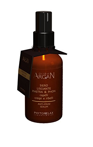 Phytorelax Laboratories Argan Anti-Frizz Serum - 100 ml