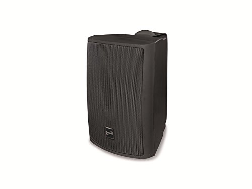 DynaVox 207172 PB402 HiFi Box mit Wandhalterung (Paar) schwarz