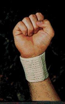 Universal Wrist Wrap (`Universal Wrist Wrap Sportaid by Orthoheel)