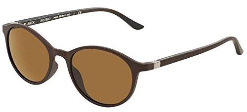 Starck eyes occhiali da sole 0sh5008 olive/brown uv polarized uomo