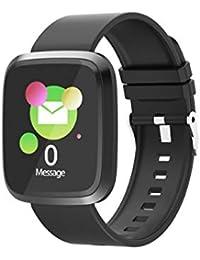 DZKQ Reloj Inteligentereloj Inteligente para Hombres Reloj Deportivo A Prueba De Agua Smartwatch para Mujer Reloj