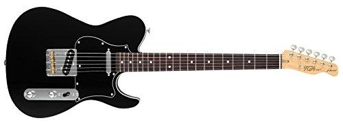 fgn j standard iliad FGN E-Gitarre, J-Standard Iliad, schwarz, Tasche