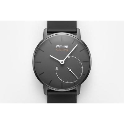 POP ACTIVITY TRACKER WATCH GREY
