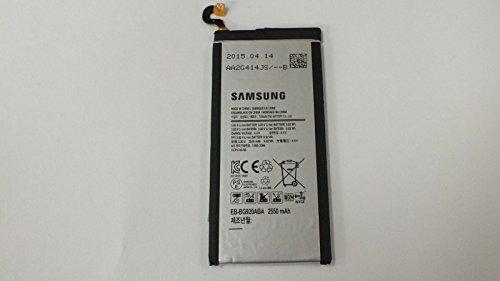 Samsung Gadget Boxx - Batteria Originale Galaxy S6 EB-BG920ABE 2600 mAh (Senza Confezione al Dettaglio)