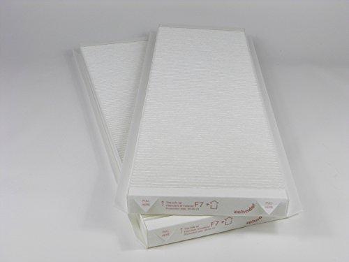 Zehnder-Juego-de-filtros-Original-para-comfoair-Q350450-tr-Q350450600-2-x-F7-filtro-10-x-Alternative-Cono-Filtro-DN-125