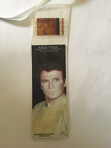 Star Trek The Motion Picture Captain Kirk Film Cell Lesezeichen Film zum Sammeln