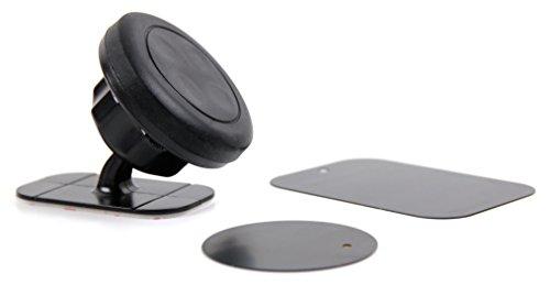 DURAGADGET Supporto Magnetico Cruscotto Auto Per Asus Zenfone 3   3 Ultra   3 Deluxe (Mini Natale Piastra)