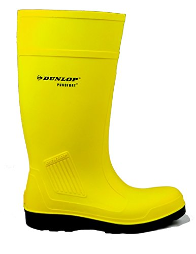 Dunlop Mens C462241 Purofort Full Safety Standard Wellington Boots