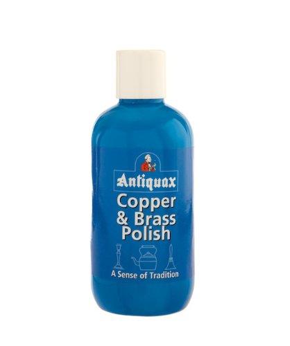 Antiquax 200ml Kupfer und Messing Politur, transparent