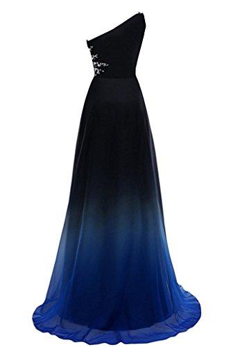 Gorgeous Bride Abendkleider Elegant Lang 2017 Damen Chiffon ALinie ...