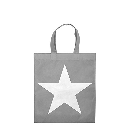 Colour-Bags Tragetaschen Einkaufstasche/Non-Woven-Tasche (1 Stück) Format: 28 x 32 cm, 2 Tragehenkel, Material: Polypropylen, Design: Star - für DE ab EUR 29,00