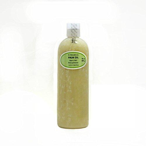 Organic Pure aceites portador prensado en frío 16oz/1pinta (aceit