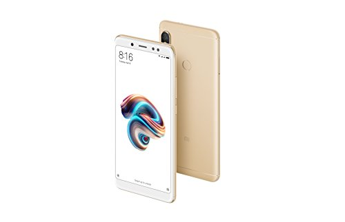 Xiaomi Redmi Note 5 64GB Handy, Gold - Globale Version