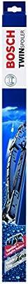 Bosch 3397118204 Twin Spoilers 702S - Limpiaparabrisas (2 unidades, 700 mm y 650 mm)