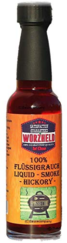 Würzheld - Fluessigrauch Liquid-Smoke Hickory - 100ml