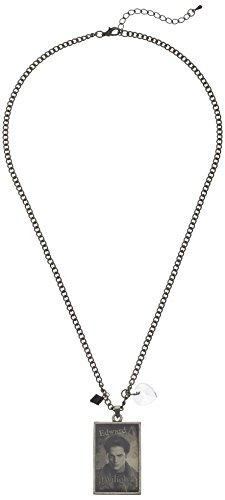 Twilight Halskette EDWARD - mit großem Anhänger (Twilight Edward Halskette)