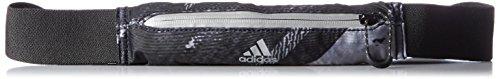 adidas Run Graph Belt Calcetines, Hombre, Negro (Negro / Negro / Refsil), Talla Única