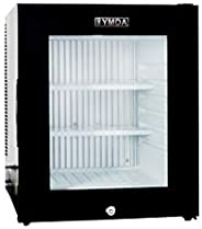 YCC 30T Mini Glass Door Fridge Thermoelectric 30liters - No Noise - Super Quiet