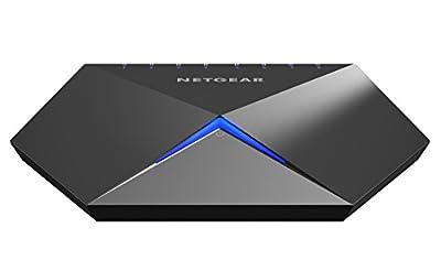 Netgear Port Ethernet 10/100 Mbps Switch
