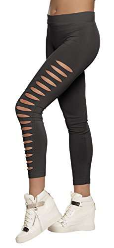 Boland 02320 Leggings Gaps, womens, - Cut Out Kostüm