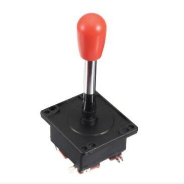 hort Classic Wettbewerb Stil Arcade Joystick Game Controller - Rot ()