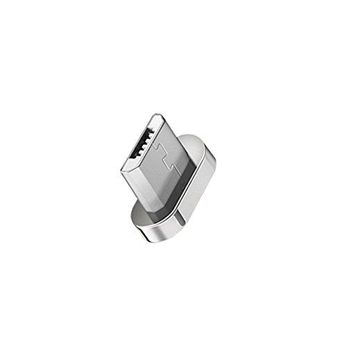 Preisvergleich Produktbild Maclean MCE162 Magnetische Micro USB Adapter Zusatz-Stecker
