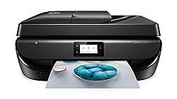 HP OfficeJet 5230 Multifunktionsdrucker (Instant Ink, Drucker, Kopierer, Scanner, Fax, WLAN, Airprint) mit 4 Probemonaten HP Instant Ink inklusive
